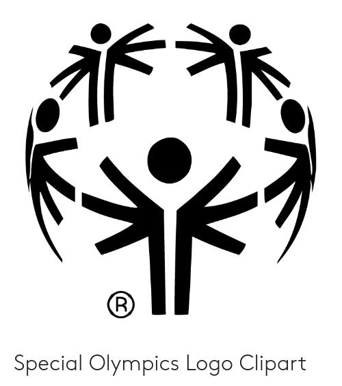 Special Olympics Logo Clipart.