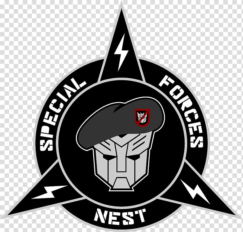 Logo Special Forces Special operations Transformers, special.