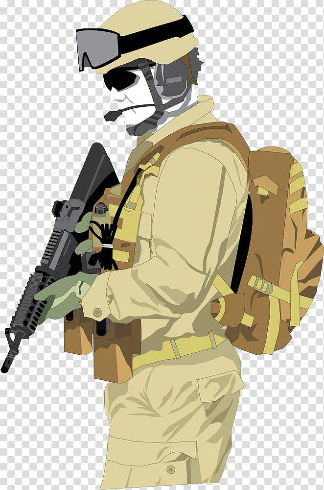 Special Forces Special operations , warrior transparent.