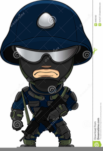 Special Operations Clipart.