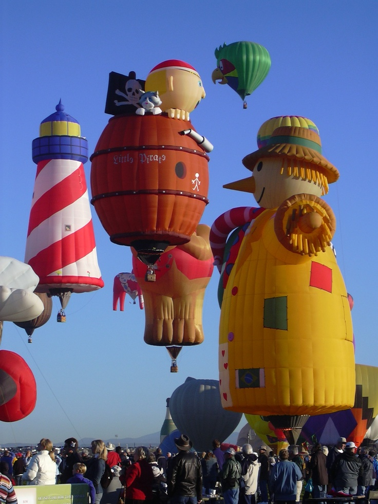 1000+ images about Albuquerque International Balloon Fiesta on.