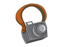 Camera Strap Stock Illustrations.