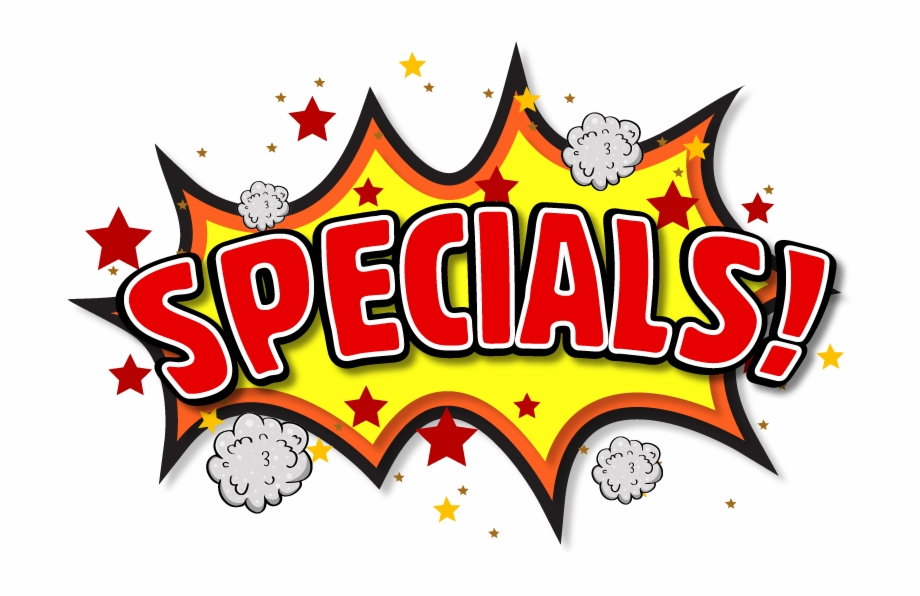 Specials Png Don T Miss Png.