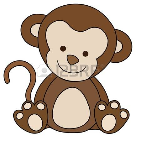 596 Monkey Species Stock Vector Illustration And Royalty Free.