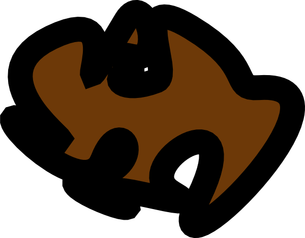 Speck Of Dirt Hd clip art.