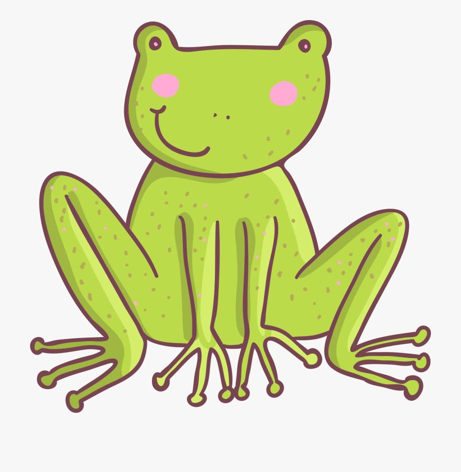Frog Clip Speckled.