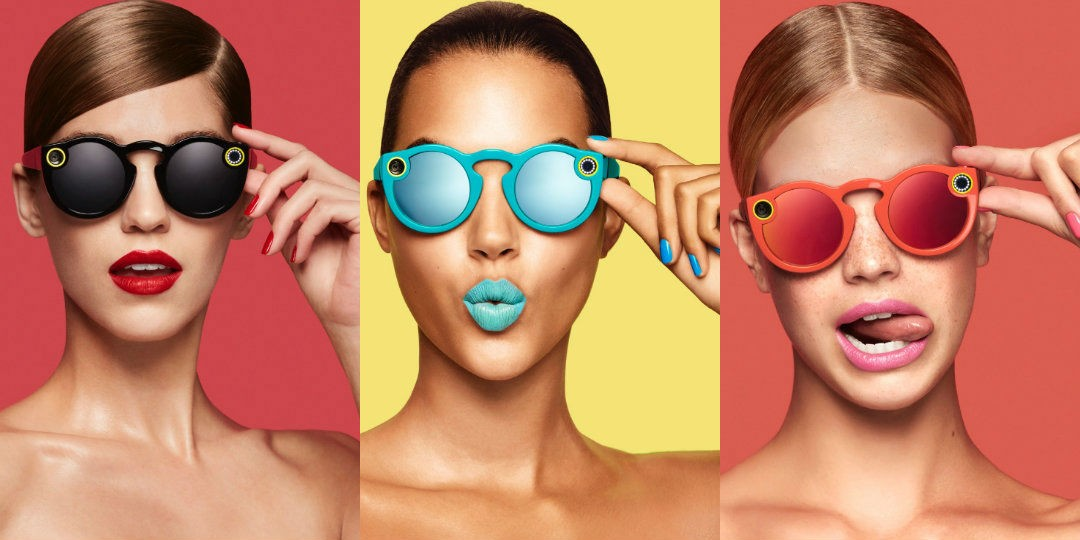 Snap Inc Releases 'Spectacles'.