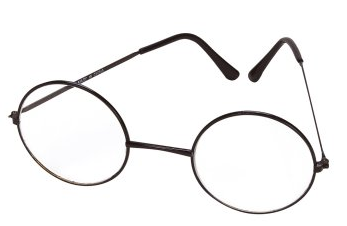 Spectacles found.