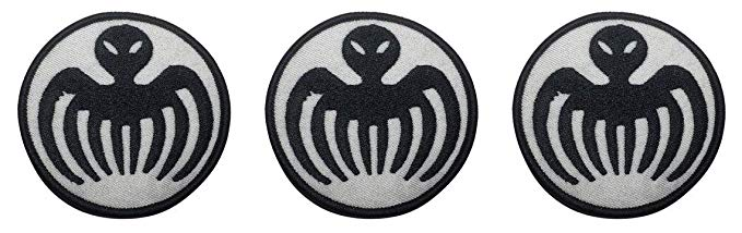 Amazon.com: 007 Spectre Logo 3 Inches in Diameter.