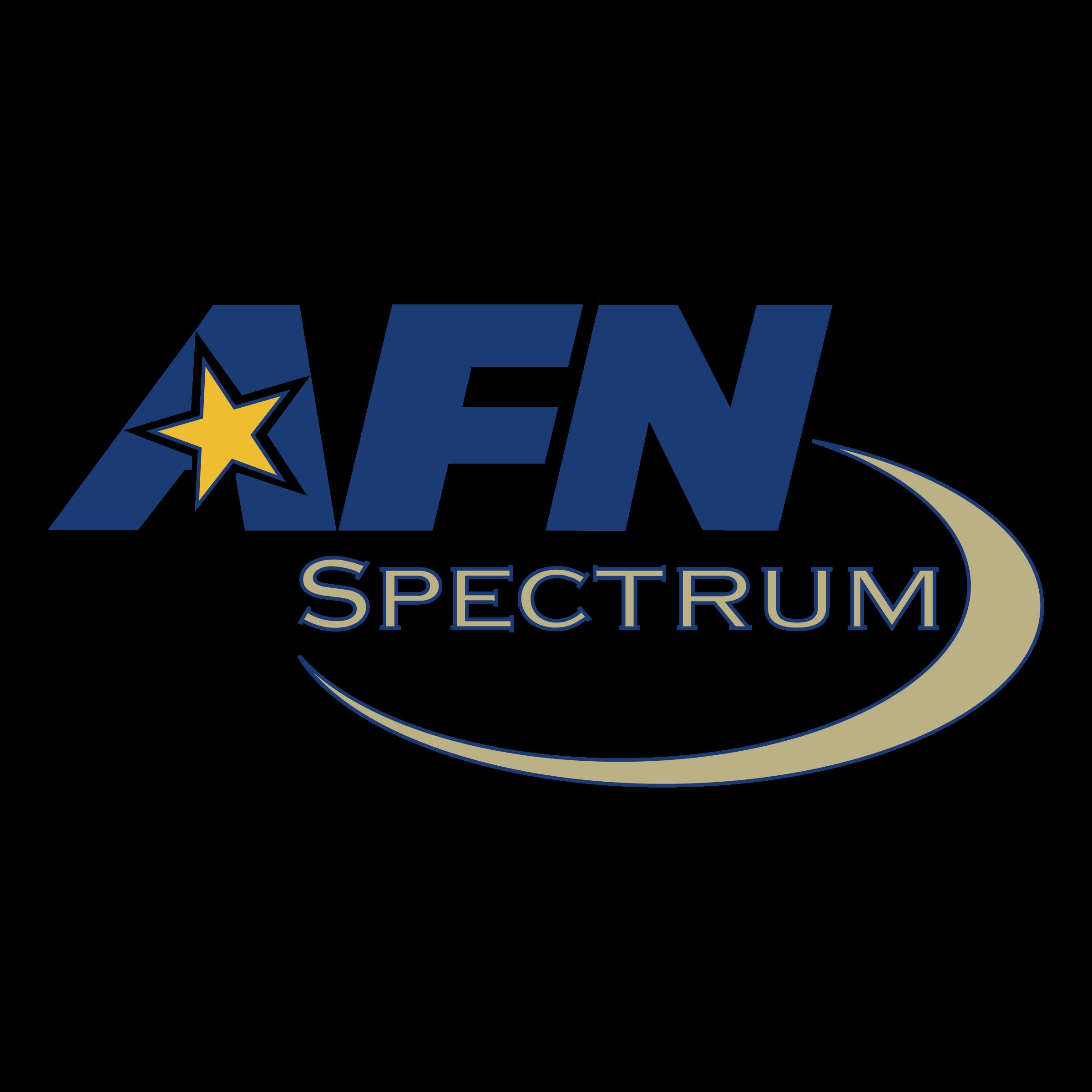 AFN Spectrum Logo PNG Transparent & SVG Vector.