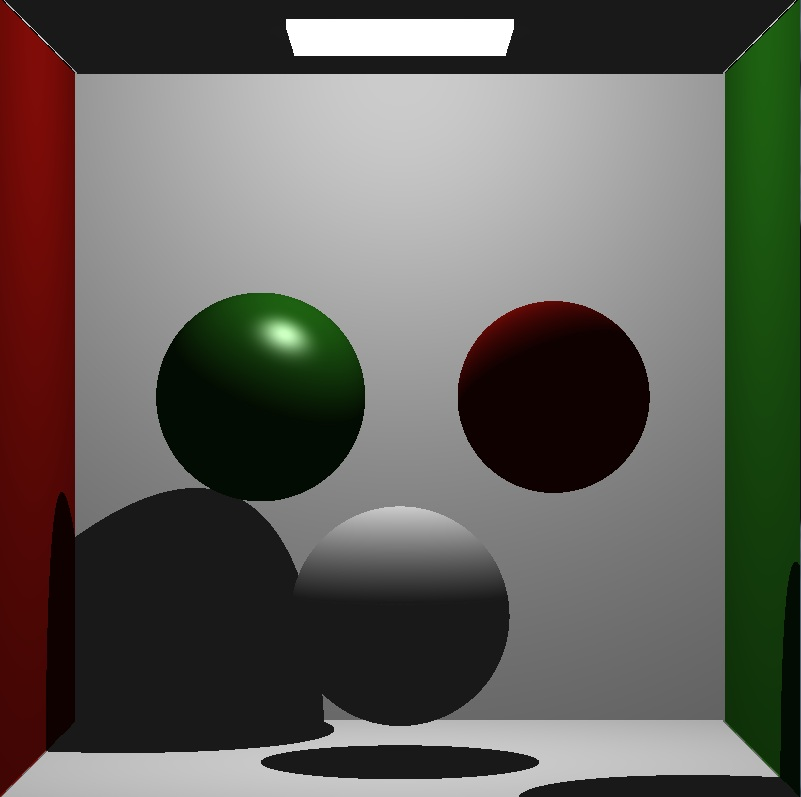 CUDA Projects: Ray Tracer.