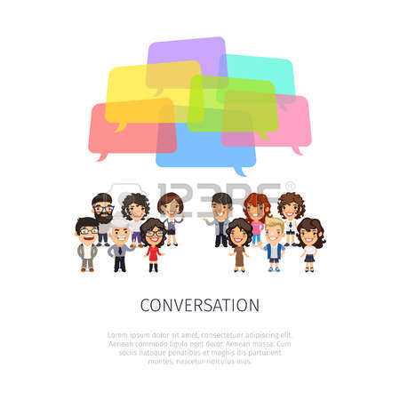 66,691 Conversation Cliparts, Stock Vector And Royalty Free.