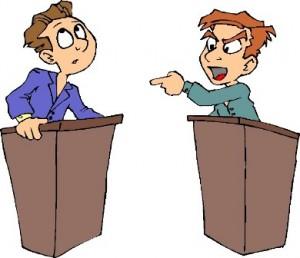 Speech And Debate Clipart.
