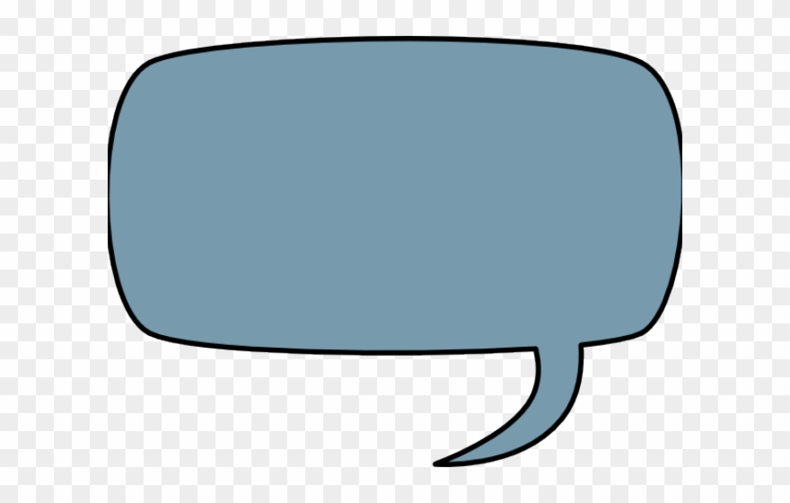 Speech Bubble Clipart Cute.