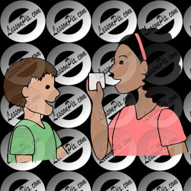 12+ Speech Therapy Clip Art.