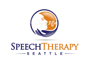 Speech Therapy Seattle logo design concepts #94.