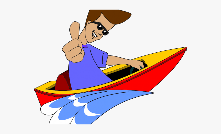 Boat Clipart Speed Boat.
