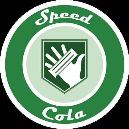 Speed Cola.