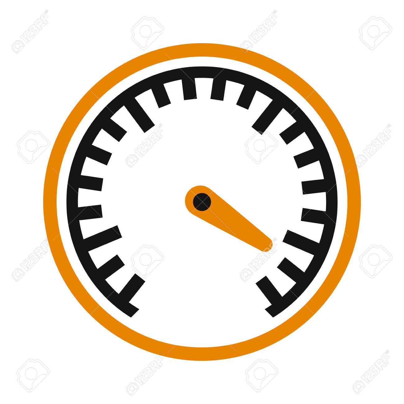 Design Power Speedometer Cars Speed And Cars Element Technology.