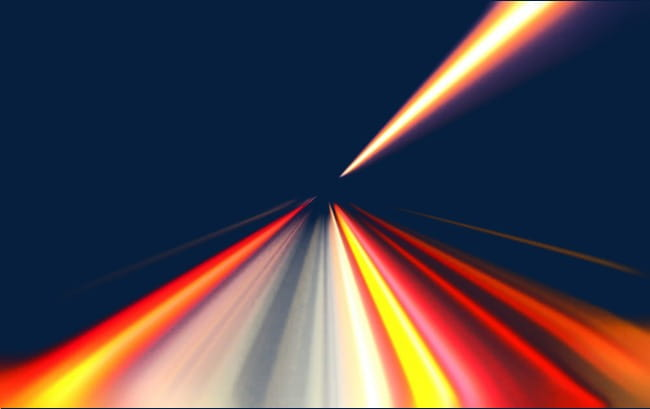 Red road speed light PNG clipart.