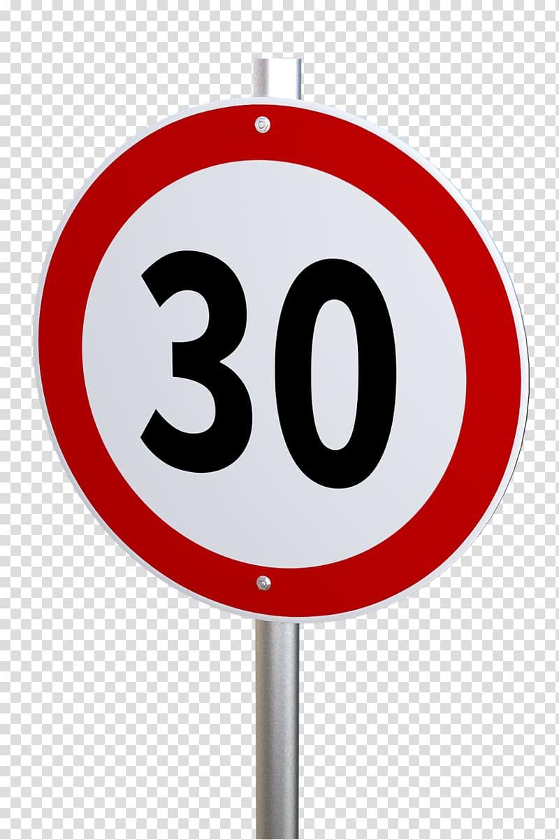 Traffic sign Speed limit, Traffic Signs transparent.