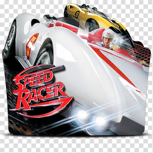 Racer X Film poster Speed Racer, speed transparent.