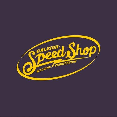 Speed Shop Logo.