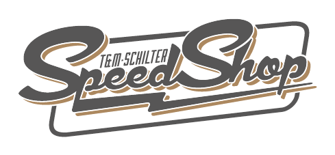 Custom Speed Shop Logo.