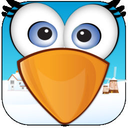 Snow day fast penguin racing club speed slide ice crazy by www.