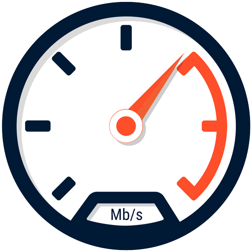 Broadband Internet speedtest for your own website.
