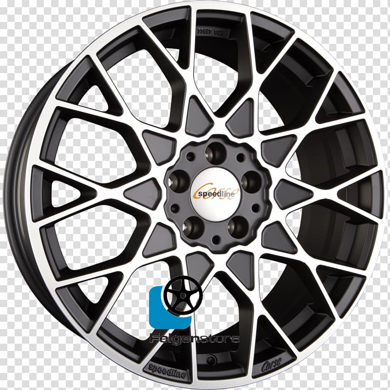 Alloy wheel Autofelge Speedline Rim Spoke, speedlines.