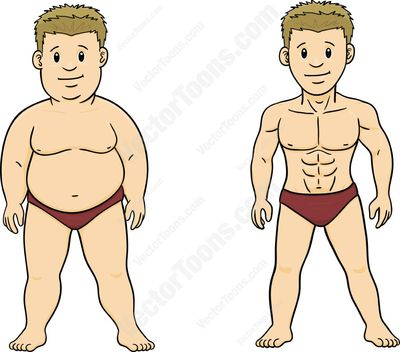 speedo Cartoon Clipart.