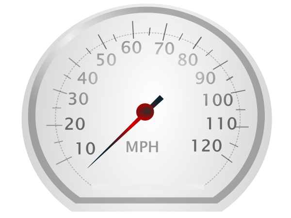 Speedometer Clip Art.