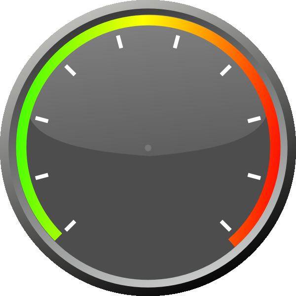 Speedometer Clip Art at Clker.com.