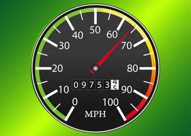 Speedometer Icon Clipart Picture Free Download.
