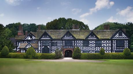 National Trust Speke Hall Review.