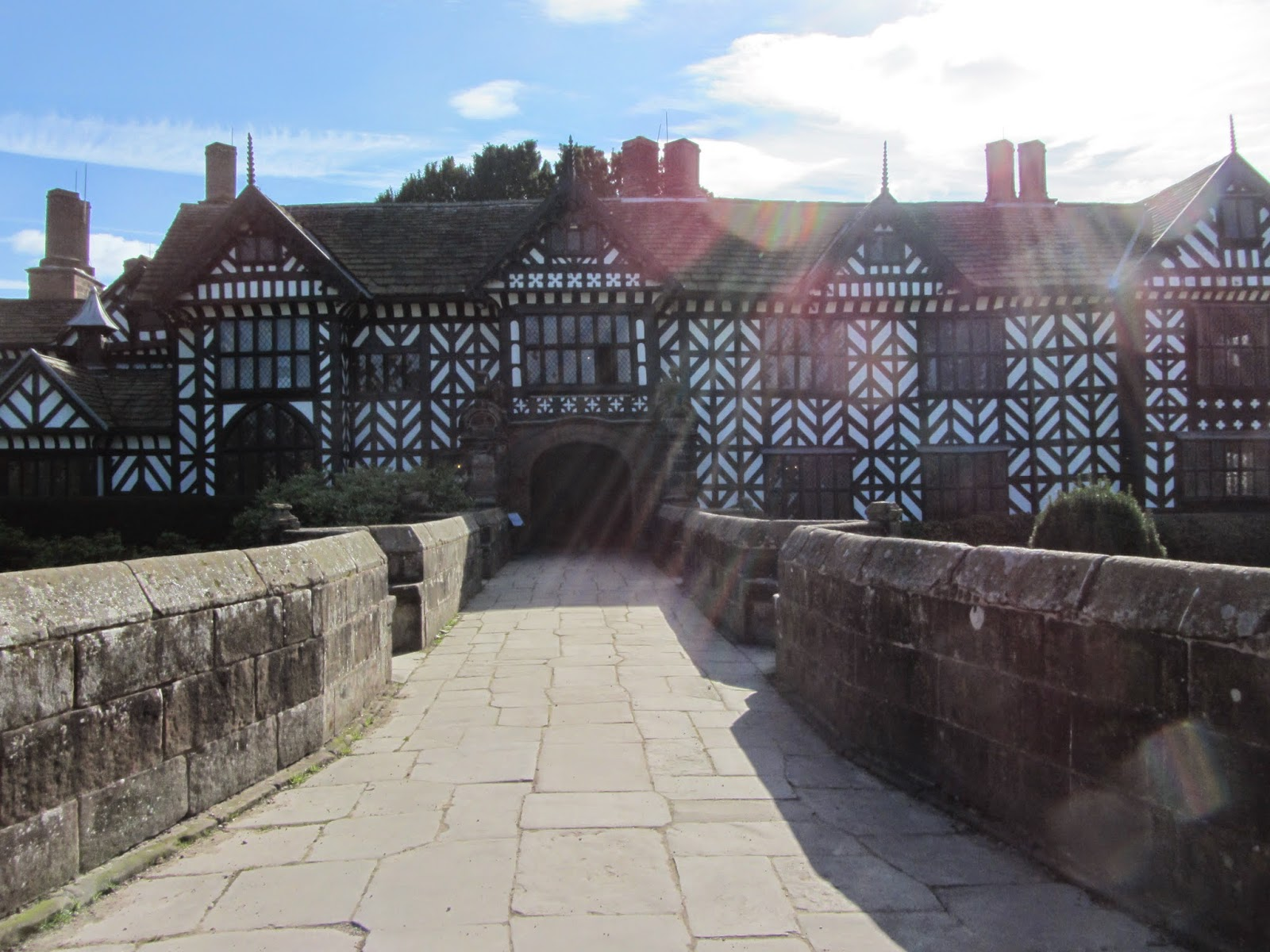 A Lady's Imagination: Stradbroke Castle, Part 1.