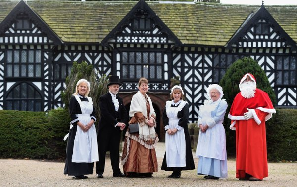 "Speke Hall on Twitter: ""Join us for the LAST Victorian Christmas."