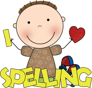 Week 2 Spelling and Vocab Quiz.