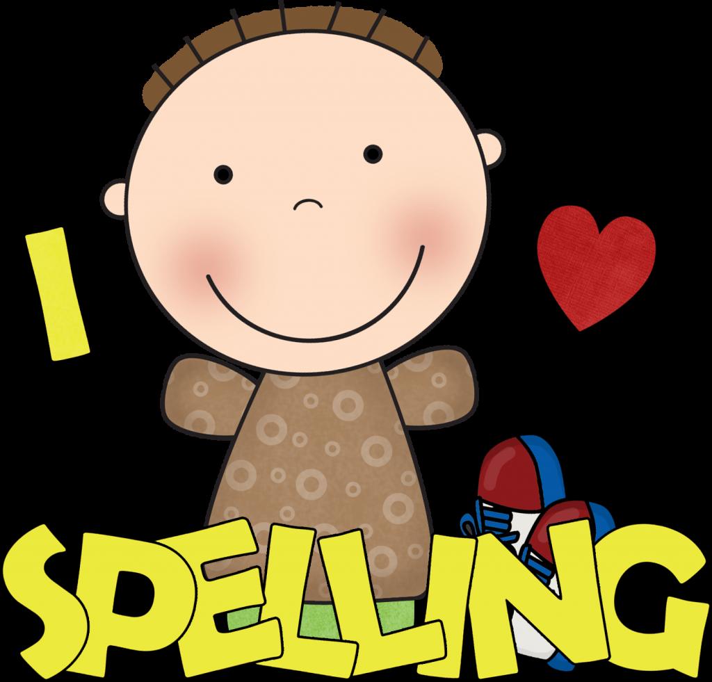 Best Spelling Clipart #3840.
