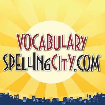 Spelling City Clipart.