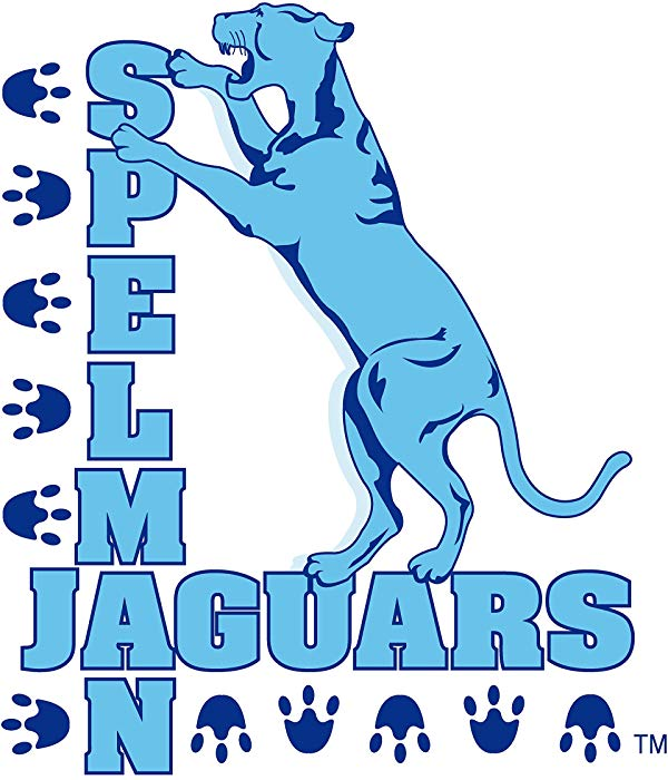 Official NCAA Spelman College Jaguars.