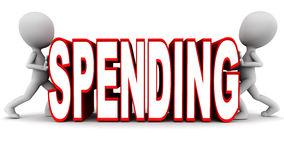 Spending Clipart.