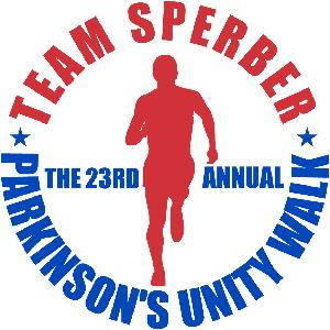 2017 Parkinson's Unity Walk: Team Sperber.