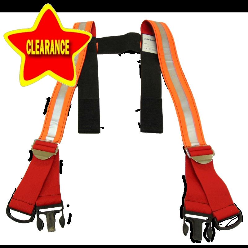 "Sperian ""H"" Style Suspenders."