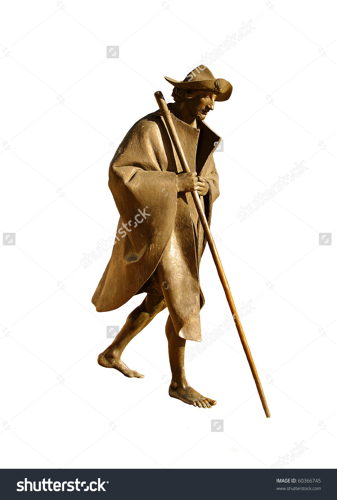 Pilgrim Statue At Speyer Cathedral Stock Photo 60366745 : Shutterstock.