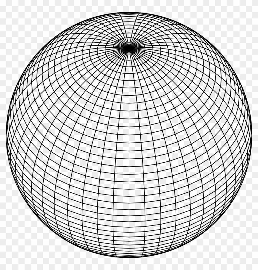Free Clipart Grid Sphere Jarda.