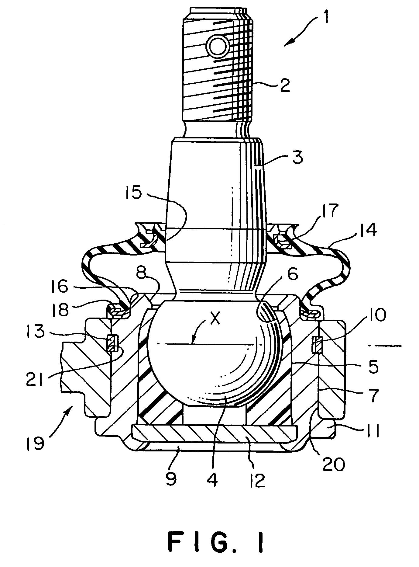 Patent US7510344.