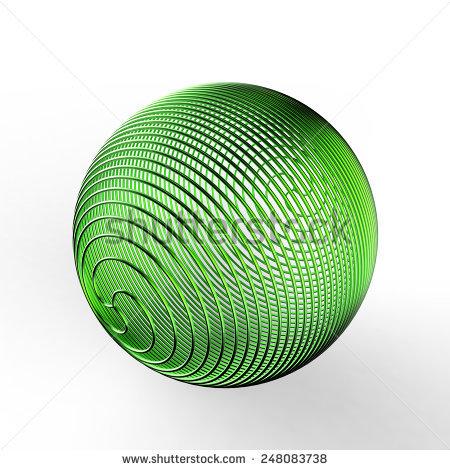 "metallic Sphere"" Stock Photos, Royalty."
