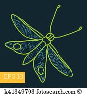 Sphingidae Clip Art Royalty Free. 7 sphingidae clipart vector EPS.